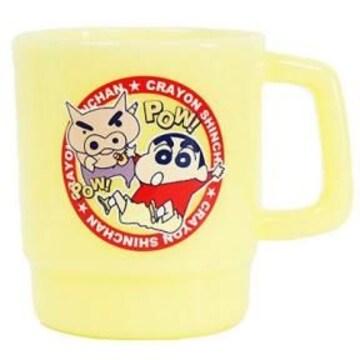 【クレヨンしんちゃん】可愛い積み重ね収納OK♪スタッキングプラカップ
