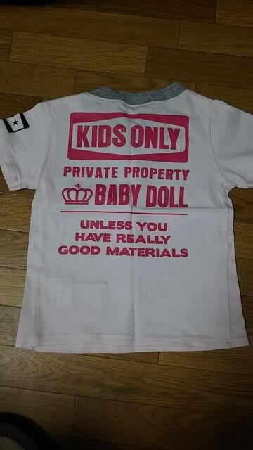 ベビードール Tシャツ < ブランドの