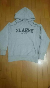 X-LARGE  スウェットパーカー