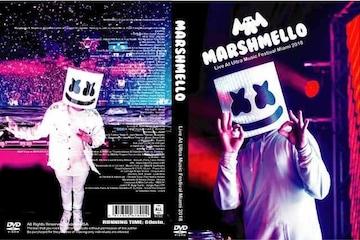 Marshmello Ultra Music Festival Miami 2018 マシュメロ