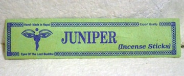 自然素材・ピュアフローラインセンス*ジュニパー* ネパール香