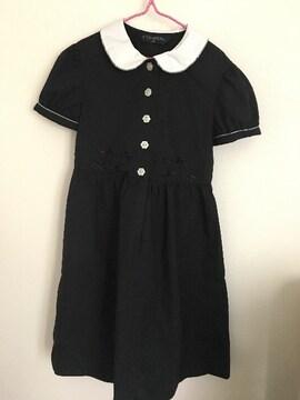 CHOPIN、万能☆黒ワンピース150双子、姉妹、お揃い、冠婚葬祭