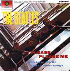 【送料無】Beatles ビートルズ Please Please Me Stereo Mix 1CD