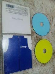 《SMAP/VEST》【ベストCDアルバム】2枚組