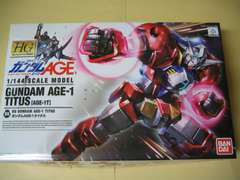 1/144 HG-AGE05 AGE-1T ガンダムAGE-1 タイタス 新品