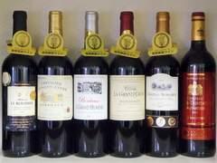 送料無料 ボルドー,オーメドック フランスワイン 6本 750ml