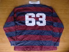 90年代 90s GAP ギャップ ラガーシャツ USA-M