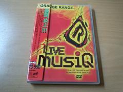 オレンジレンジDVD「LIVE musiQ 〜from LIVE TOUR 005」ライブ●