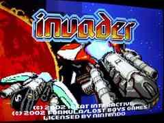 invader カセットのみ