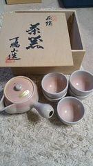 ☆萩焼 茶器セット☆