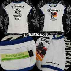 BANANA SEVEN Tシャツ ビーチサウンド
