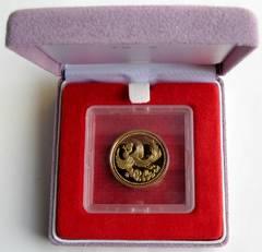 ◆天皇陛下御在位10年 1万円金貨 純金20グラム