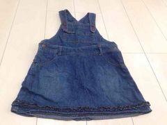 ジャンバースカート   120サイズ
