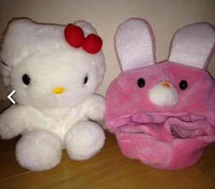 *超レア☆ウサギの着ぐるみキティちゃん☆美品