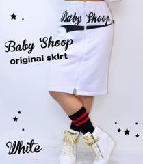 新品 baby Shoop スカート