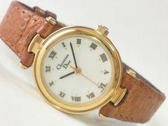 6354/クリスチャンディオールCD定価10万円位素敵なレディース腕時計素敵
