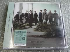 Hey!Say!JUMP『Give Me Love』初回限定盤【CD+DVD】新品未開封