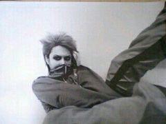 X JAPAN hide ポスター 1996