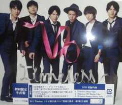 V6 Timeless 初回限定生産盤★CD+DVD★初回A★トニセン★カミセン
