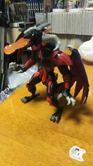遊戯王 フィギュア レッド デーモンズ ドラゴン