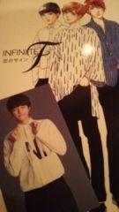 INFINITE F/DVD付き♪Lカード