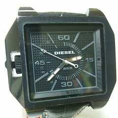送料無料 電池交換済み!DIESEL ディーゼル メンズ腕時計 男性用