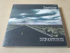 ラスティアCD「DEPARTURES」Lastier初回盤●