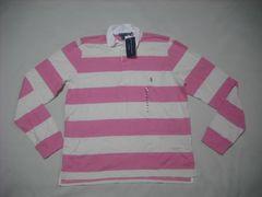 ow170 女 RALPH LAUREN ラルフローレン ラガーシャツ XLサイズ