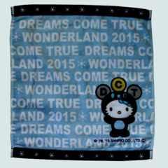 ☆【DREAMS COME TRUE】ドリカム×ハローキティ ハンドタオル