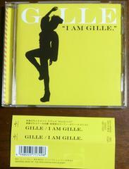 (CD)GILLE/ジル☆I AM GILLE★フライングゲット,ポニーテールとシュシュ,英語カバー