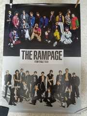 THE RAMPAGE アルバムポスター