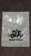 未使用美品KAT-TUN公式布製バッグメンバーイラスト入りオマケ