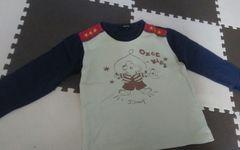 モバオクで買える「90 THE SHOP OZOC 長T」の画像です。価格は300円になります。