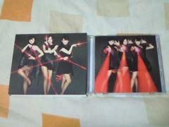 CD+DVD Perfume レーザービーム/微かなカオリ 初回限定盤