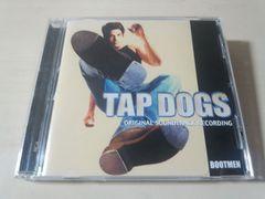 映画サントラCD「タップ・ドッグスTAP DOGS」タップダンス●