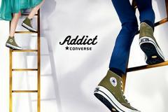 Converse Addict アディクト 17AW ct70