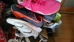 靴 大量 スリッパ スニーカー ブーツ サンダル ミュール