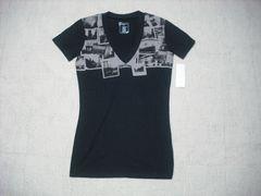 97 女 ZOO YORK ズーヨーク 黒 Tシャツ S