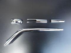 日産 バネット NV200 クロームメッキリアワイパーフレームカバー 三菱デリカD:3