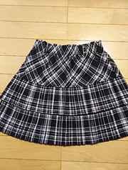 美品♪冠婚葬祭・入学卒業に☆フォーマル用スカート 160