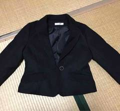 黒スーツ★