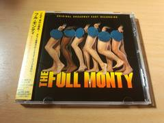 CD「フル・モンティ オリジナル・ブロードウェイ・キャスト盤」