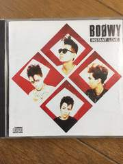 BOOWY ボウイ  INSTANT LOVE  1988年再発盤  難あり