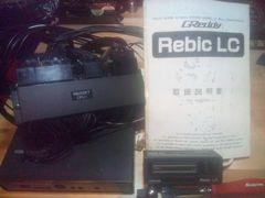 当時物 トラスト レビックLC R31 Z31 RB20DET 絶版名品