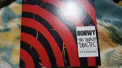 BOOWY THIS BOOWY DRASTIC CD+DVD 2枚組ベスト