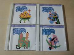 CD「ヤマハ音楽教育 児童科アンサンブルコース」4枚セット 教材