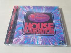 ハウス・ファンデーションCD「HOUSE FOUNDATION」和田アキ子●