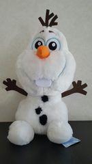 【アナ雪★オラフ】#ぬいぐるみ#人形#新品#冬#ディズニー#可愛い