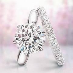 超お買い得590円★キラキラ感がハンパない指輪2個セット12号