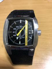 ディーゼル 腕時計 DZ-1089 美品 稼働品